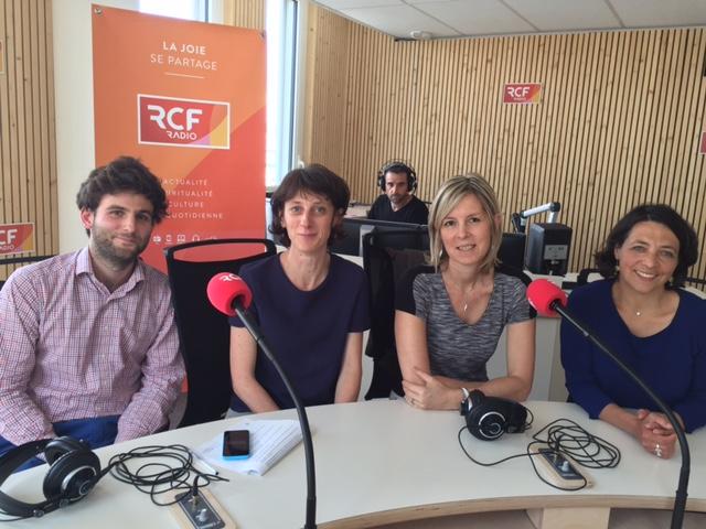 Emission de radio RCF