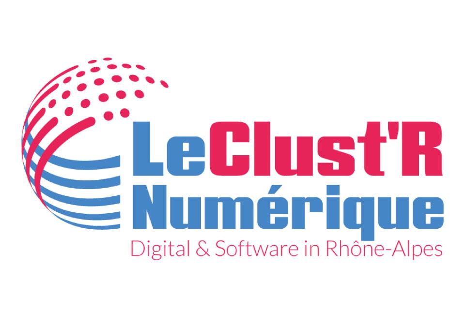 Membre du Clust'R numérique Auvergne Rhone Alpes