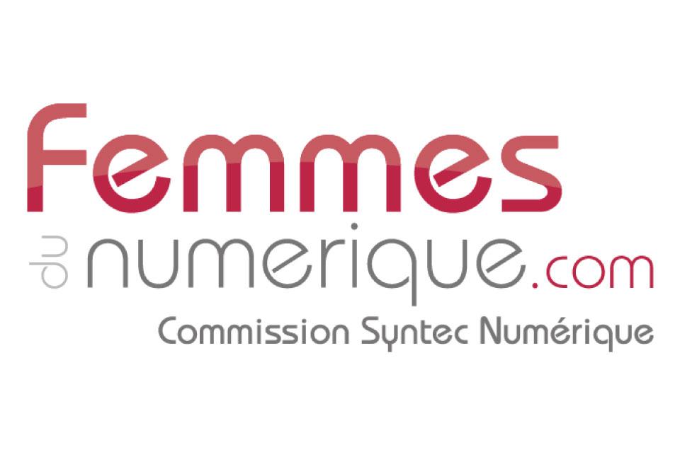 Membres du groupe «Femmes du numérique» – Syntec Lyon
