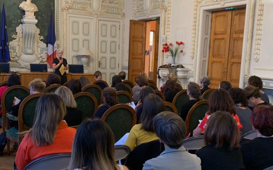 6ème anniversaire du REF – Réseau économique féminin